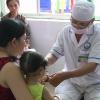 Thời tiết giao mùa, số trẻ nhập viện tăng nhanh