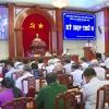 Kỳ họp thứ 6 HĐND tỉnh Tiền Giang bắt đầu thảo luận và giải trình chất vấn