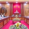 Lãnh đạo UBND tỉnh Tiền Giang tiếp đoàn công tác tỉnh Quý Châu – Trung Quốc
