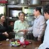 Đoàn ĐBQH đơn vị tỉnh Tiền Giang thăm và tặng quà gia đình chính sách