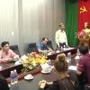 Hội Pousse – Pousse Pháp chào xã giao lãnh đạo tỉnh Tiền Giang