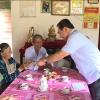Tỉnh ủy – HĐND – UBND – UBMTTQ Việt Nam tỉnh Tiền Giang thăm và tặng quà gia đình chính sách