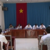 Chủ tịch UBND tỉnh Tiền Giang tiếp các hộ dân khiếu nại về việc bồi thường dự án Quốc lộ 1A