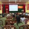 UBND tỉnh hội nghị chuyên đề tình hình an ninh mạng