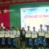 Tổng kết hội thi tin học trẻ tỉnh Tiền Giang năm 2018