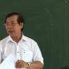 Nhà giáo ưu tú Nguyễn Phú Cường