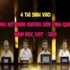 """Ai sẽ là nhà vô địch chương trình chung kết năm """"Đường Đến Vinh Quang"""" 2018?"""