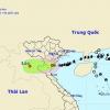 Bão số 4 suy yếu thành áp thấp nhiệt đới trên đất liền Thanh Hoá