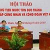 Chủ tịch Tôn Đức Thắng: Một nhân cách lớn