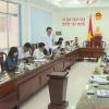 Ban Kinh tế Ngân sách HĐND tỉnh Tiền Giang làm việc với UBND huyện Tân Phước