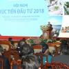Thủ tướng Nguyễn Xuân Phúc dự hội nghị xúc tiến đầu tư tỉnh Tiền Giang năm 2018