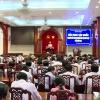 Sở Tư pháp TiềnGiang tập huấn đánh giá xã đạt chuẩn tiếp cận pháp luật