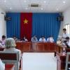 Chủ tịch UBND tỉnh Tiền Giang tiếp các hộ dân khiếu nại