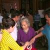 Tặng 190 phần quà cho hội viên Hội người mù huyện Cái Bè