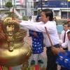 Lễ viếng và dâng hương anh hùng dân tộc Trương Định