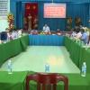 Ban chỉ đạo Trung ương các chương trình mục tiêu Quốc gia làm việc tại xã Tân Mỹ Chánh