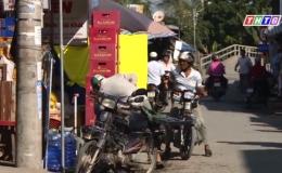 Trả lại hành lang giao thông cho chợ Ngã 5