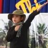 Nữ anh hùng lực lượng vũ trang Lê Thị Hồng Gấm