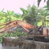 Lãnh đạo UBND tỉnh Tiền Giang khảo sát các công trình ngăn lũ bảo vệ lúa tại huyện Cai Lậy