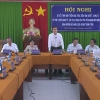 Tỉnh ủy Tiền Giang sơ kết 01 năm thực hiện Nghị quyết 10 tại vùng Trung tâm