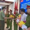 Công an Tiền Giang họp báo về vụ cướp ngân hàng ở Châu Thành
