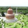 Ngày 16/9, Thiền viện Trúc lâm Chánh Giác sẽ tổ chức an vị Thánh tích Tứ động Tâm