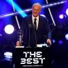 """HLV Deschamps nhận giải """"HLV xuất sắc nhất thế giới năm 2018"""""""