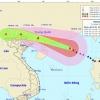 Siêu bão Mangkhut đi vào đất liền Trung Quốc và suy yếu thành áp thấp nhiệt đới