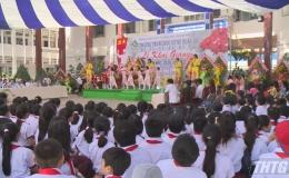 Hơn 346.000 học sinh Tiền Giang bước vào năm học mới