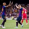 Barcelona – Girona 2-2: Messi ghi bàn, Barca thoát hiểm dù thiếu người