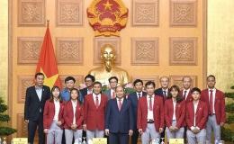 Thủ tướng: Đoàn thể thao Việt Nam đã chiến thắng lớn trong lòng người hâm mộ