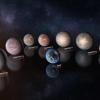 Phát hiện hệ hành tinh có tới 7 bản sao trái đất!