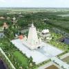 Thiền Viện Trúc Lâm Chánh Giác chuẩn bị lễ an vị Thánh tích Tứ động Tâm
