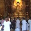 Thiền viện Trúc Lâm Chánh Giác an vị Phật Thánh tích Tứ động Tâm