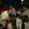 Lãnh đạo UBND tỉnh Tiền Giang tặng quà trung thu cho trẻ em có hoàn cảnh khó khăn