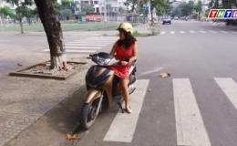 Để xe giữa lòng đường đô thị có vi phạm pháp luật?