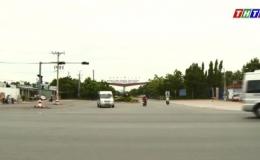 Kết quả giải tỏa đợt 2 lấn chiếm lề đường Khu công nghiệp Tân Hương