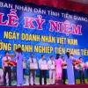 Hội Doanh nhân tỉnh Tiền Giang tích cực đóng góp vào sự phát triển tỉnh Tiền Giang