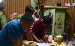 An ninh Tiền Giang 30.10.2018