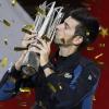 Djokovic vô địch tại Thượng Hải, đoạt danh hiệu Masters thứ 32