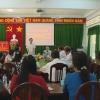 Chủ tịch UBND tỉnh làm việc với Trường Chính trị tỉnh Tiền Giang