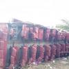 Tai nạn xe buýt ở Kenya khiến hơn 42 người thiệt mạng