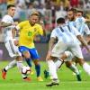Brazil thắng nghẹt thở Argentina, đoạt cúp Super Clasico