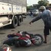 Tai nạn giao thông làm tử vong 02 phụ nữ tại vòng xoay Trung Lương