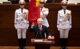 """Tân Chủ tịch nước Nguyễn Phú Trọng: """"Tôi xin thưa thật là vừa mừng, vừa lo"""""""