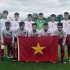 U17 Việt Nam thất bại trước U17 Thái Lan ở Jenesys 2018
