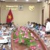 Đoàn công tác Bộ Y tế làm việc tại Tiền Giang
