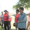 Chủ tịch UBND tỉnh Tiền Giang kiểm tra công tác ứng phó triều cường sông Bảo Định