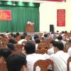 Khai giảng lớp bồi dưỡng, cập nhật kiến thức cho cán bộ lãnh đạo quản lý thuộc diện Ban thường vụ Tỉnh ủy quản lý