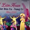Liên hoan hát dân ca, vọng cổ hội viên phụ nữ năm 2018